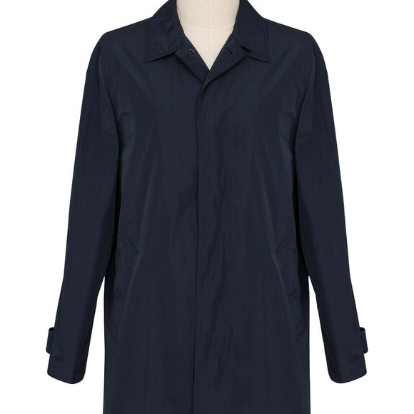 Thomas Pink Other - Thomas Pink Men Navy Blue Trench Coat S, M, L, XL